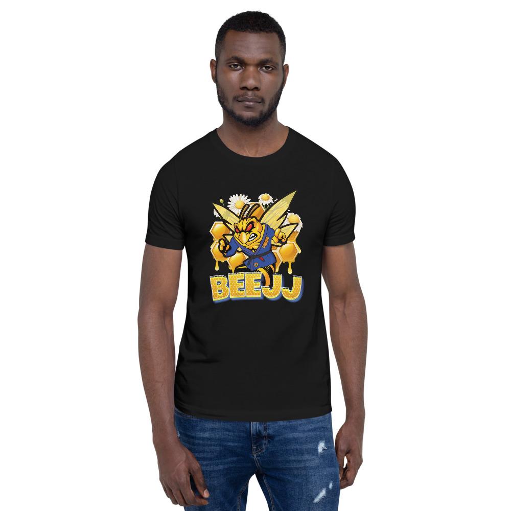 BJJ T-Shirt – Master BJJ black belt BeeJJ 1