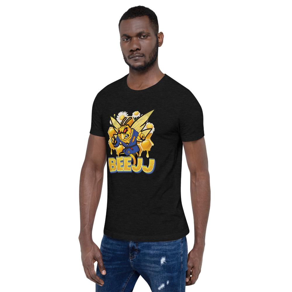 BJJ T-Shirt – Master BJJ black belt BeeJJ 3